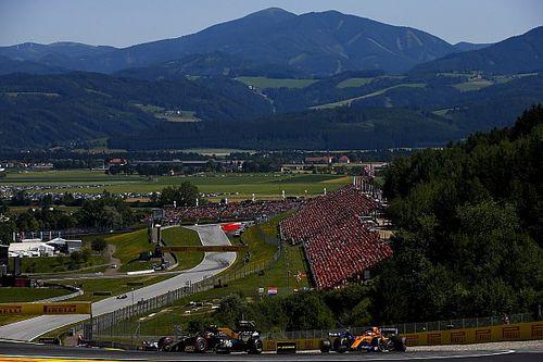 """La F1 veut mettre en place une """"biosphère"""" pour débuter la saison"""