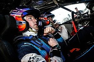 WRC: Chris Patterson nuovo navigatore di Gus Greensmith