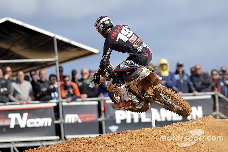 Thomas Olsen vince le qualifiche della MX2 anche in Portogallo