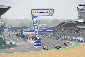 Motocyklowe Le Mans przełożone