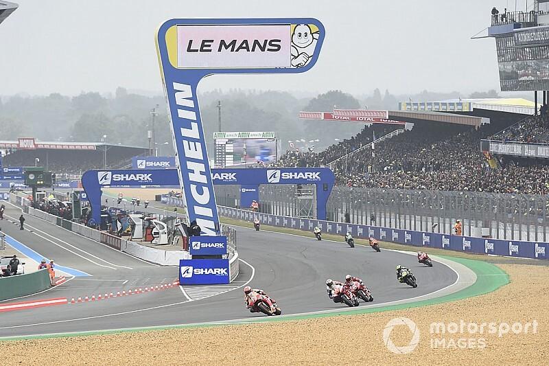 MotoGP: rinviato anche il GP di Francia