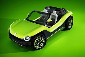 У Volkswagen припустили запуск I.D. Buggy обмеженим накладом