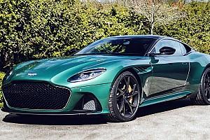 Voici le premier des 24 exemplaires de l'Aston Martin DBS 59
