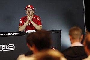 """Ferrari: """"Elfelejtettünk szólni Leclercnek Vettel büntetéséről"""""""