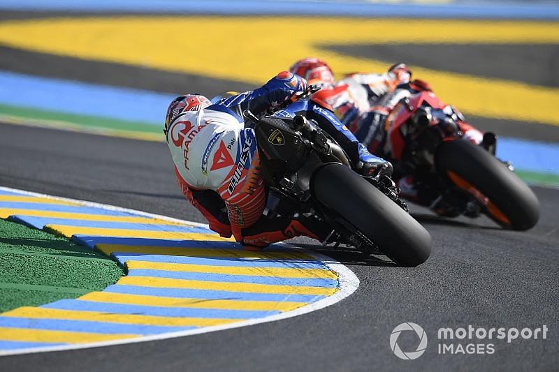 MotoGP in Le Mans: Die Qualifyings im Live-Ticker
