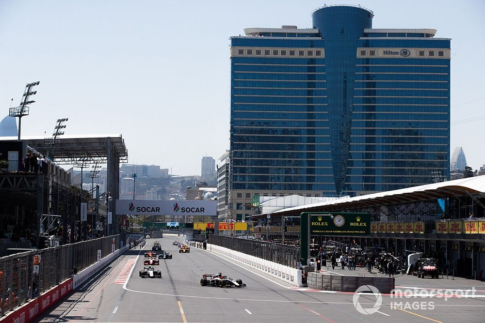 "New FIA F2 format ""made for Baku,"" says Lundgaard"