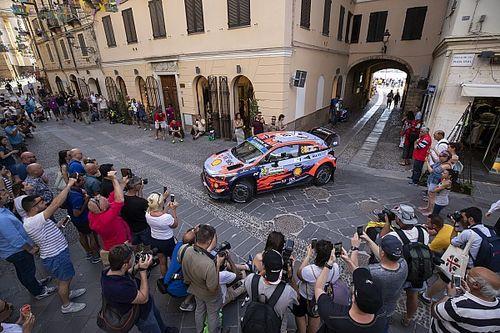 WRC 2020: il Rally Italia Sardegna partirà a Olbia
