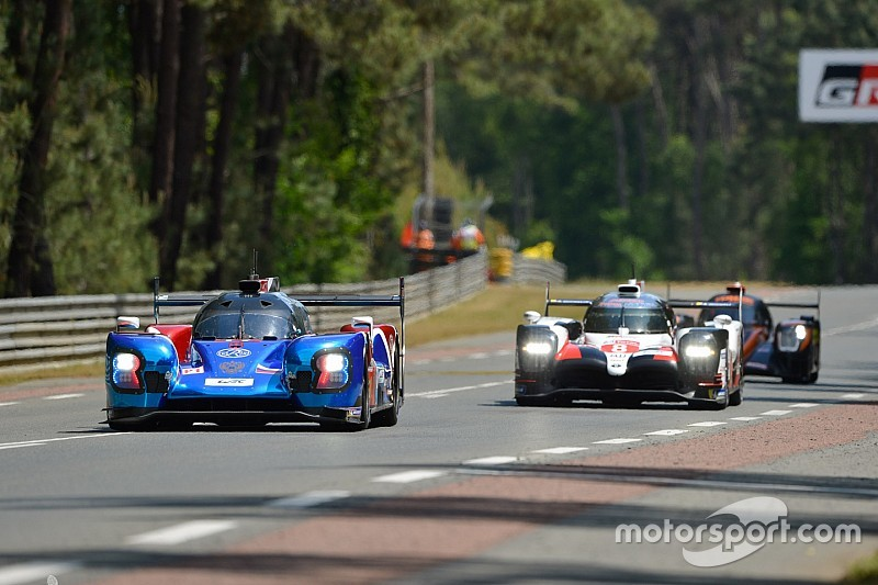 Toyota expecting first-lap challenge from SMP