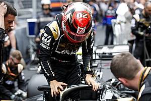 """Magnussen: """"Bárcsak felrobbant volna a motor!"""""""