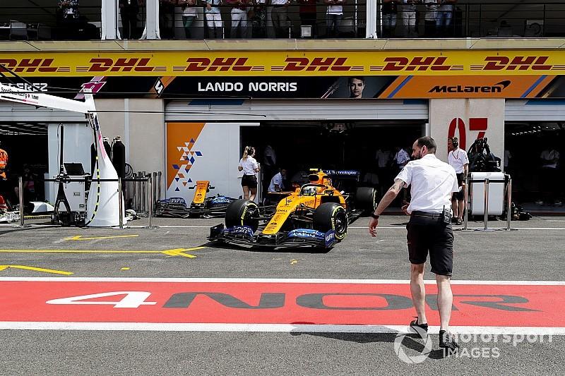 Jelentős beruházás a McLarennél: új szélcsatorna épül
