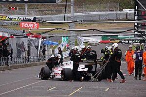 なぜQ3は再開されなかったのか? JRPがレースディレクターの声明を発表