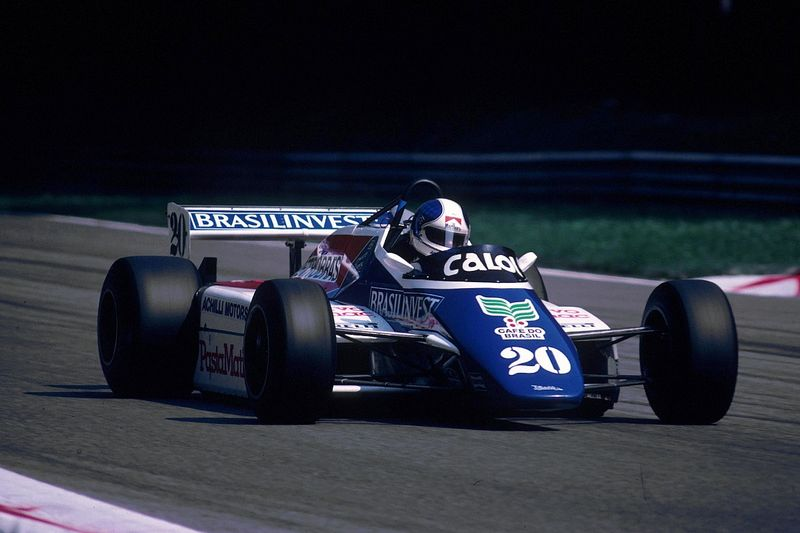 The final throes of Brazil's fleetingly successful F1 team