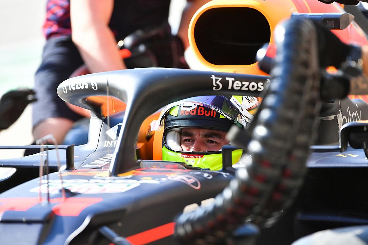 F1: Horner diz que papel de Pérez é ajudar Verstappen em Austin