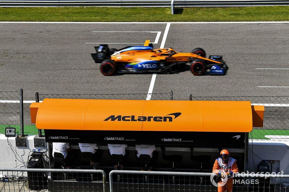 GP de Italia F1: Sainz impresiona y se cuela en el top 3; Hamilton, pole