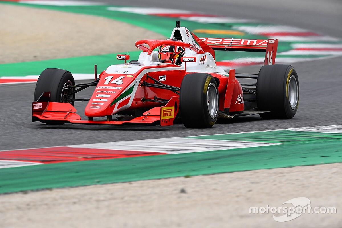 Formula Regional, Mugello: Leclerc si prende anche Gara 3