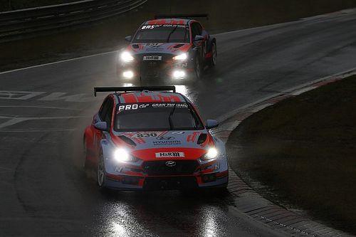 Hyundai con Elantra, i30 e i20 alla 24h del Nurburgring