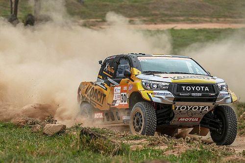 Sertões: Cristian Baumgart encabeça dobradinha do X Rally Team