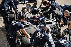 La FIA concluye que no hubo peligro en el incidente de los cinturones de Kvyat