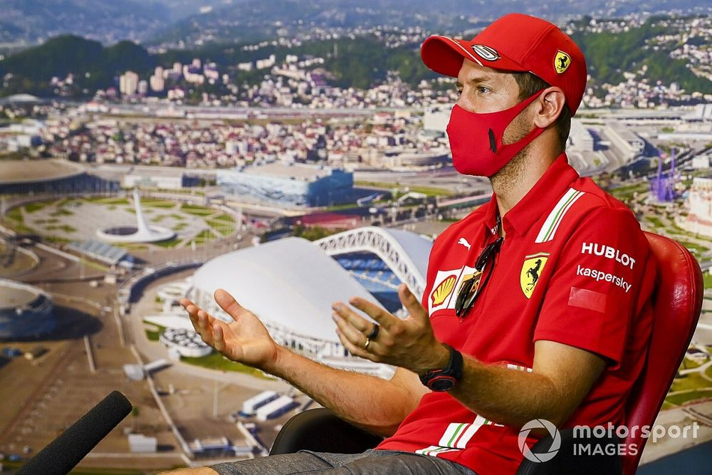 Racing Point: Vettel can rediscover his mojo in 2021
