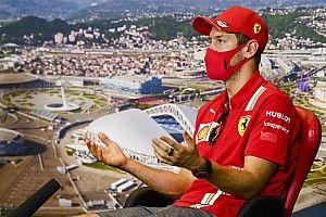 Vettel: Hubo peleas que quizás no debería haber elegido en Ferrari