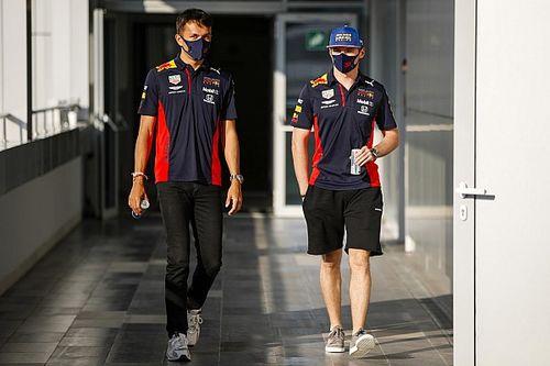 Verstappen: Red Bull teammate 'doesn't really matter'