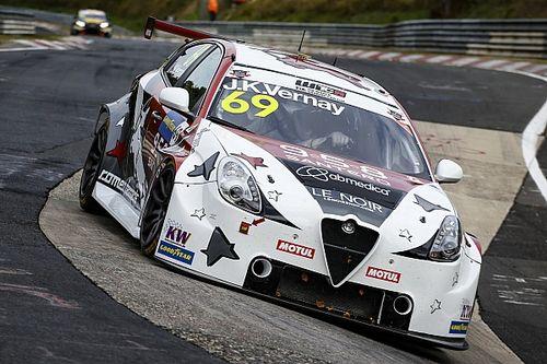Alfa Romeo выиграла первую в сезоне гонку WTCR