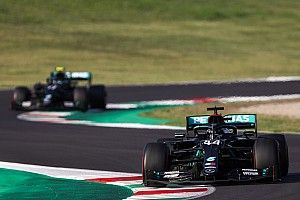 Was Bottas doomed to lose at Mugello?