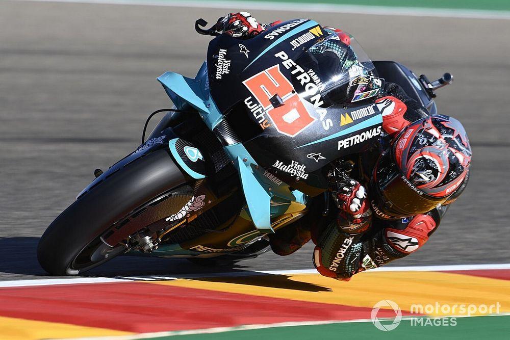 "Quartararo expects ""big potential"" Ducati comeback at Aragon"