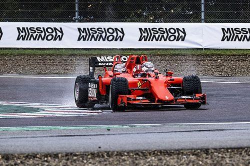 Video: in Pista con la Ferrari 3 Seater e Leclerc a Fiorano