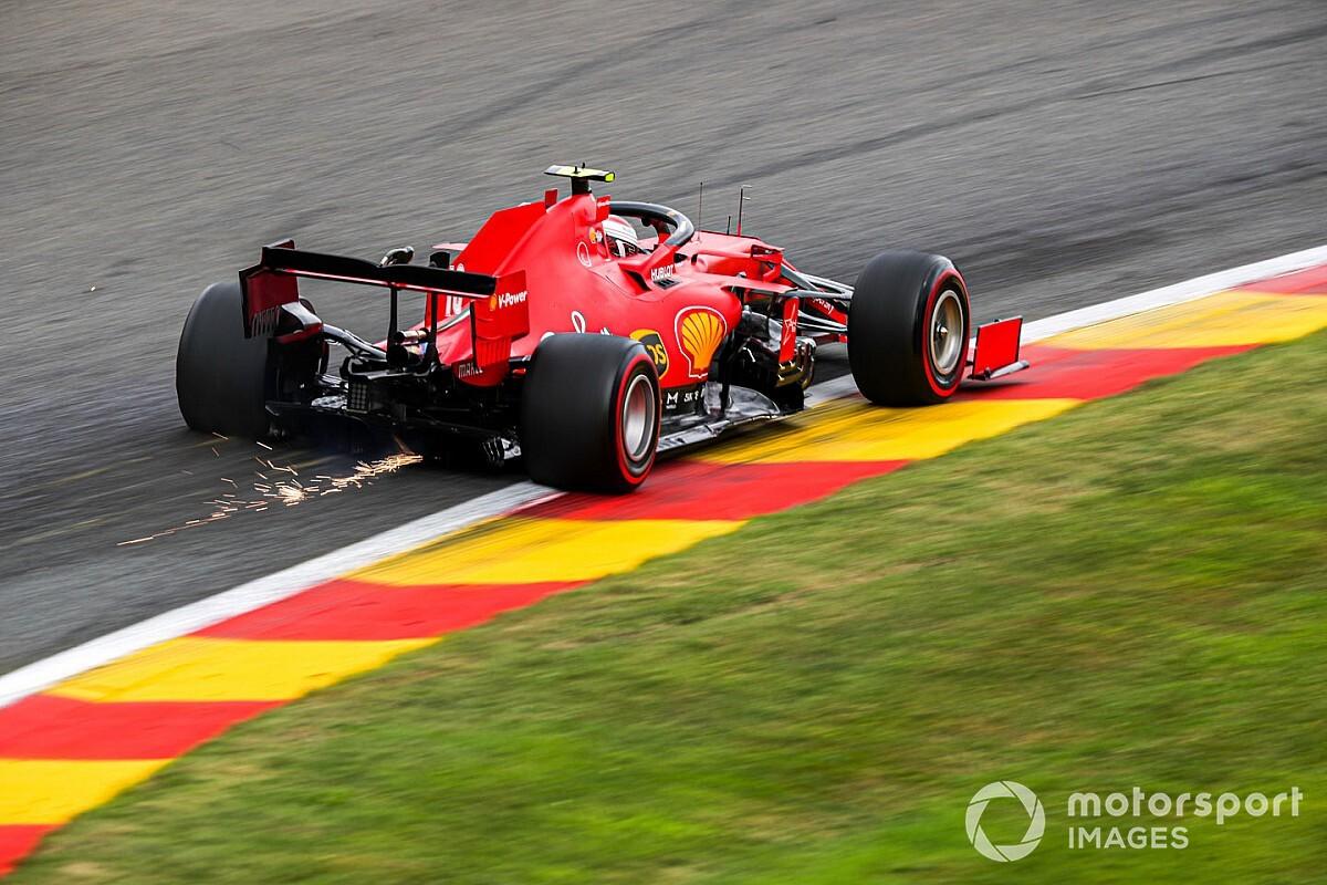 Binotto admite que problemas da Ferrari em Spa não estão relacionados apenas ao motor
