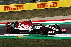 """Giovinazzi: """"Raikkonen hâlâ F1'in en iyilerinden bir tanesi"""""""