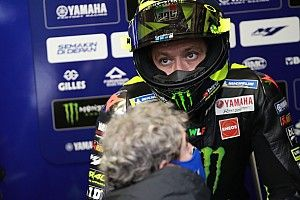 Yamaha won't replace Rossi for second Aragon MotoGP race