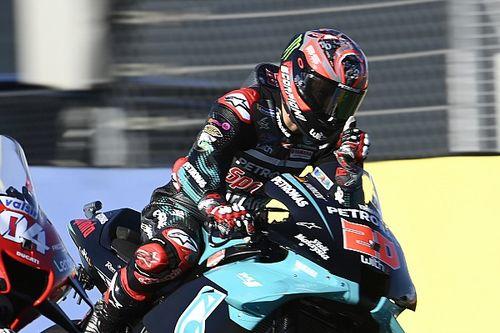 Quartararo logra en Le Mans su tercera pole del curso