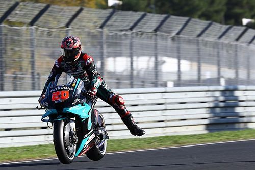 Quartararo snelt naar pole in schitterende kwalificatie Franse GP