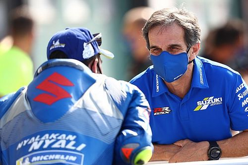 Brivio Jelaskan Komunikasi dengan Pembalap F1 Mirip MotoGP