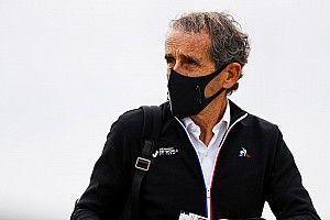 """Alain Prost a semmiből jött: """"Kicsi voltam, görbe orrú és göndör hajú"""""""