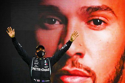 Hamilton najlepszy w historii
