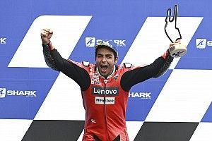 Petrucci: Saya Mengamati Motor KTM Sepanjang 2020