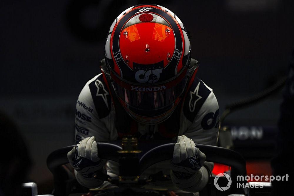 Tost, Tsunoda'nın ilk F1 testinden etkilendi