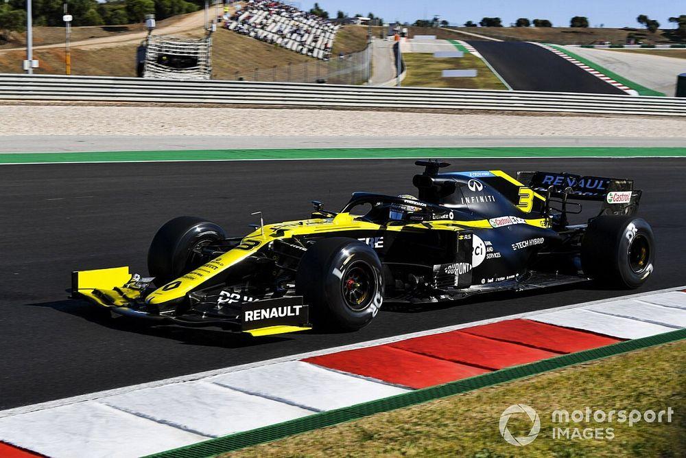 """ルノー、FP2のタイヤテストで開発タイヤを""""取り違え""""。貴重なデータが台無しに"""