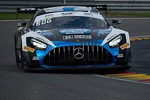 Spa 24h: Marciello claims pole for Mercedes