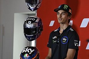 Luca Marini ne devrait pas piloter une Ducati en 2021