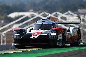 Le Mans 24 Saat: Kırmızı bayraklı ilk antrenmanların lideri #8 Toyota