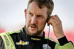Kimball w Indianapolis 500