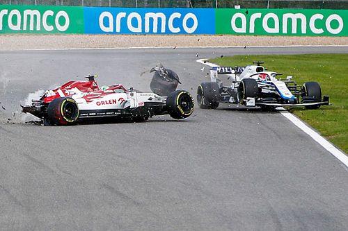 FIA preoccupata dalla ruota persa da Giovinazzi dopo il crash