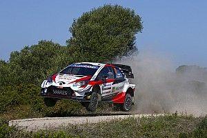 WRC, Rally Italia, PS9: Ogier-Neuville, che lotta per il 2° posto