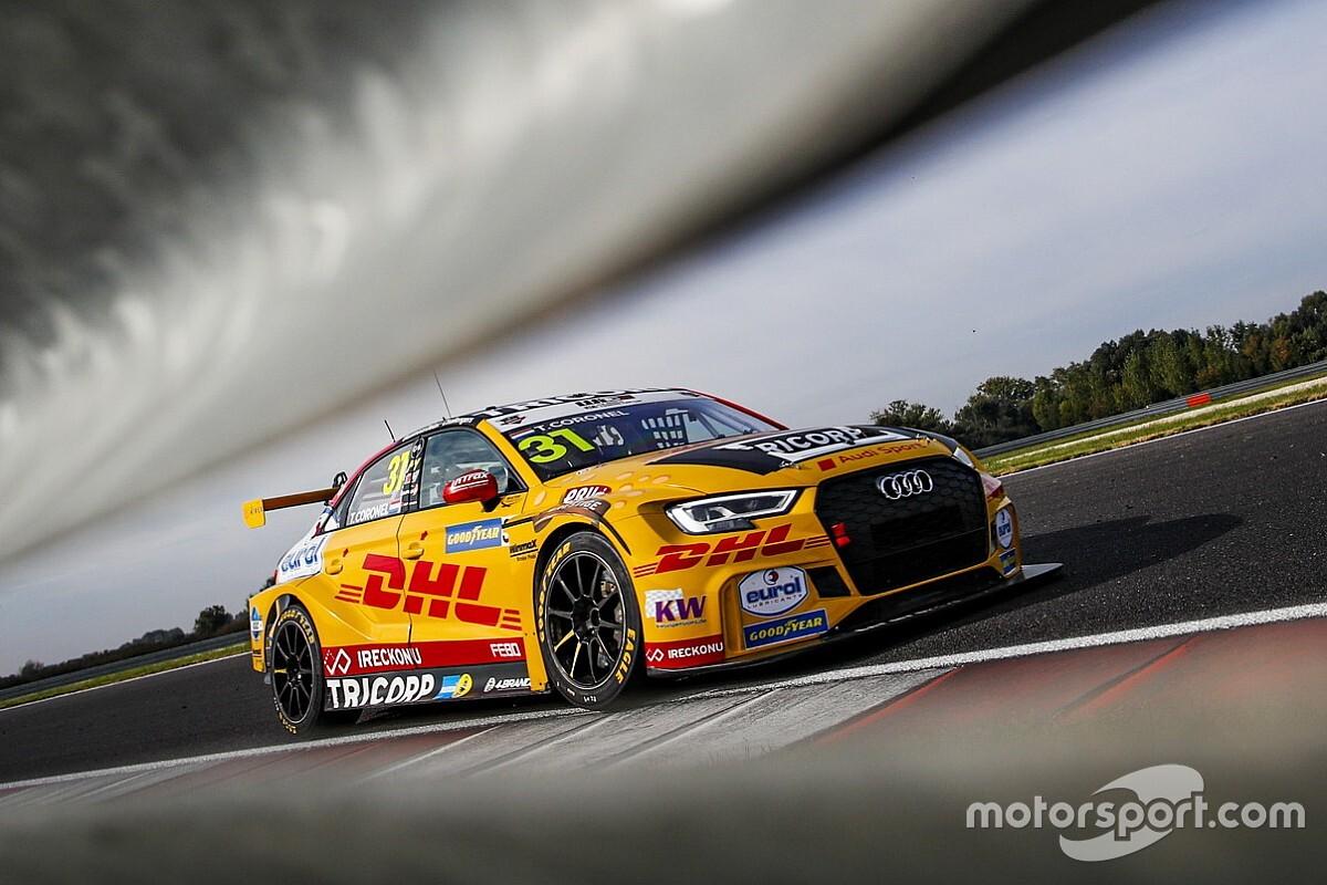 WTCR: Coronel vince Gara 2 nella doppietta Audi