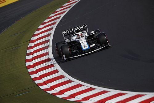 Williams a pu tester son plan de roulage pour Imola