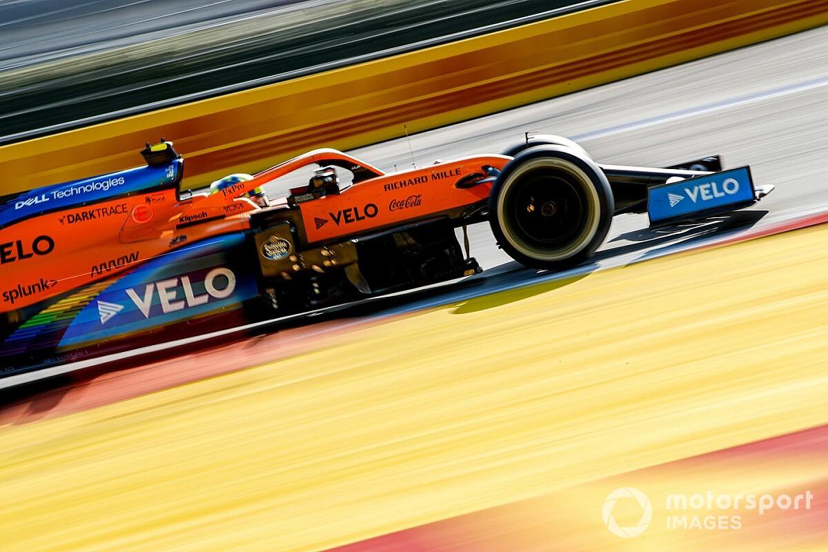 Le plafond budgétaire va favoriser McLaren selon Brown