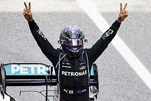 Spanish GP: Hamilton outfoxes Verstappen to win